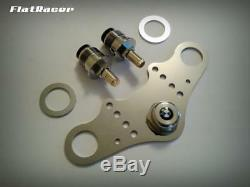 BMW R60 R75 R80 R100 /7 76-84 Cafe Racer Boxer stainless steel fork top yoke kit