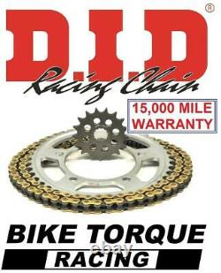 Benelli 1130 TNT R 160 11 DID VX Chain And Sprocket Kit