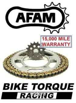 Benelli 899 TNT Cafe Racer 07-10 AFAM Upgrade Chain And Sprocket Kit