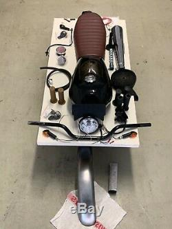 Caferacer / scrambler build kit / all you need to build a scrambler or caferacer
