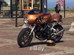 Ducati SSie Cafe-Racer Conversion/Modification Kit (Stock Front Bracket)