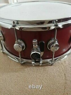 Natal Cafe Racer 18 drum kit with Snare drum in Oxblood red