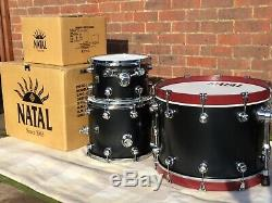 Natal cafe racer drum kit / 121420 / mint condition / boxed