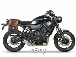 Yamaha XSR700 Pannier Fitting Kit (Cafe Racer Style) + SHAD SR38 Cases