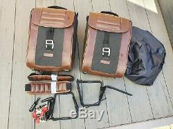 Yamaha XSR700 Panniers and Fitting Kit (Cafe Racer Style) + SHAD SR38 Cases